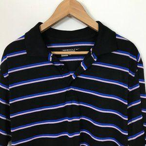 Nike Golf DRI FIT Tour Performance S/S Large Shirt